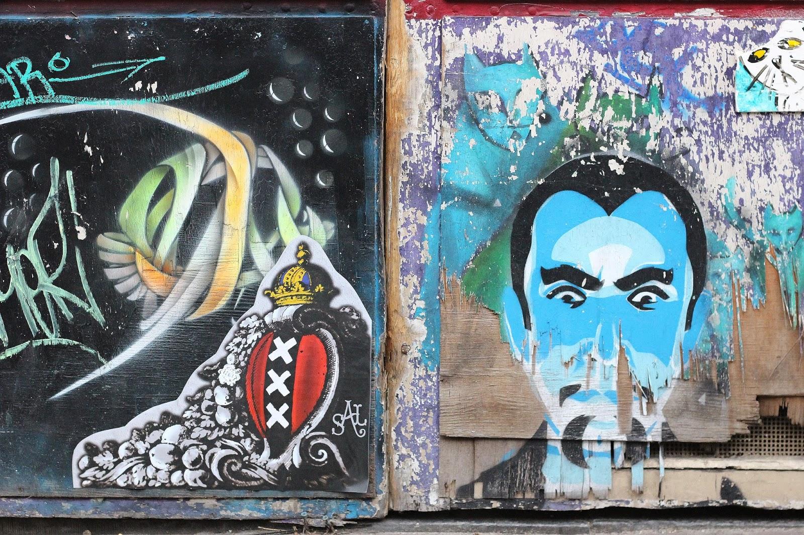 street art amsterdam