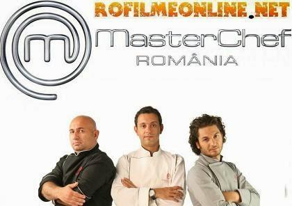 Masterchef Romania Sezonul 4 Episodul 2 Online