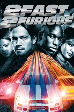 Fast And Furious 2 2003 poster