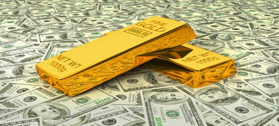 dollar to gold