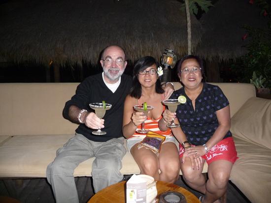 Cóctel Margarita en Lombok