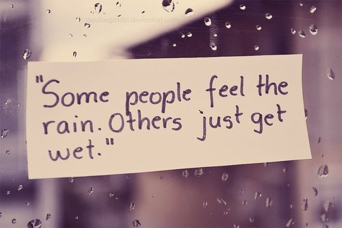 rain love quotes - photo #4