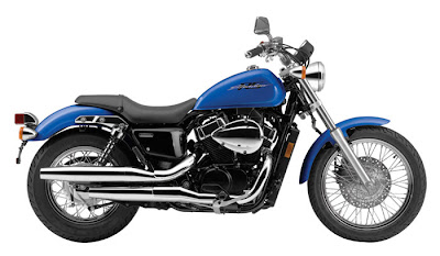 2012 Honda Shadow RS (VT750RS)