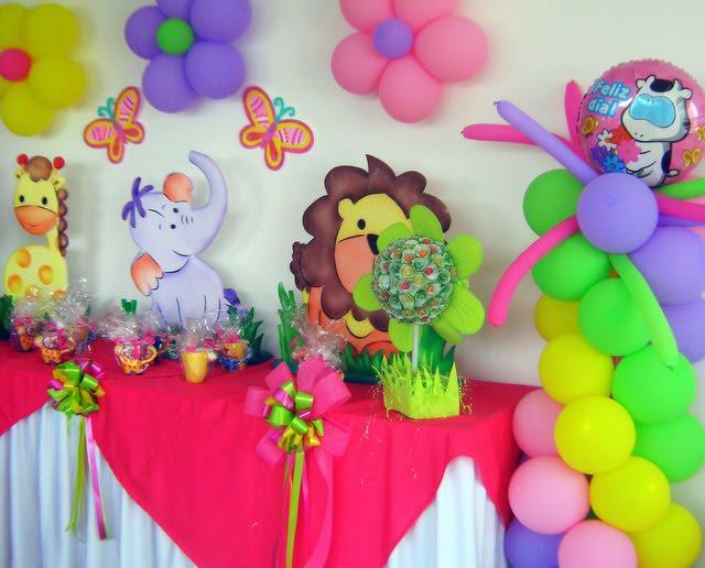Todo de fiesta de animalitos - Imagui