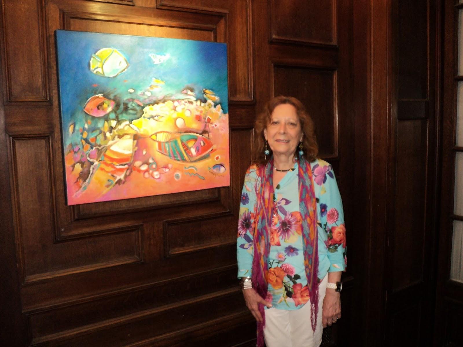 Diana teran arte de argentina rosario color y - Diana de colores ...