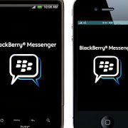 Update: BBM ready for Android, iPhone smart phones