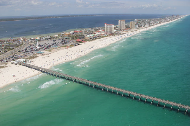 Pensacola Beach Fishing Pier, Pensacola Beach, FL 32561