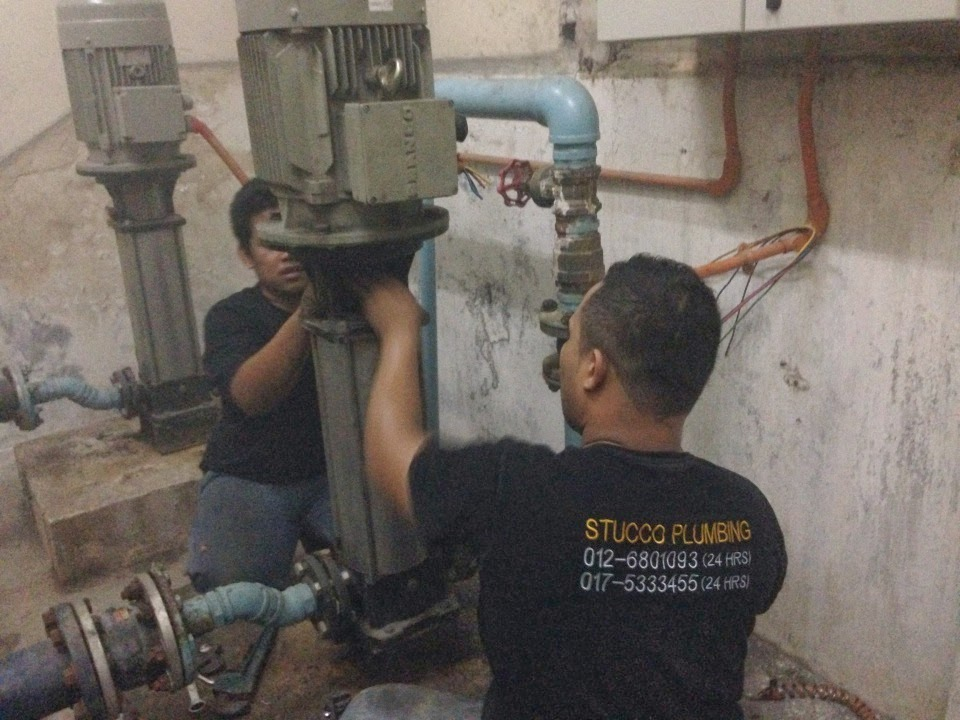 Water pump Repair