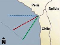 Diferendo marítimo de límites entre Perú y Chile