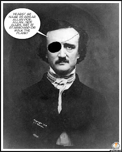 Naval Architecture on Yearg  Me Name Is Edgar Allan Poe  Allan  Not Allen  Get It Starboard