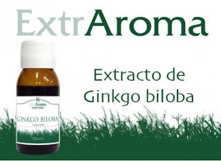 Extracto de Ginkgo de biloba Fontdeblanc