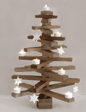 Rboles de navidad originales ideas para decorar - Arbol de navidad diseno ...
