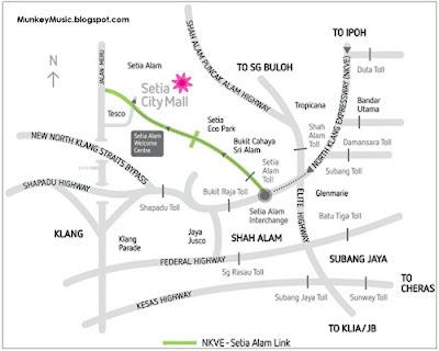 Junetanyp Mltr Live Setia City Mall