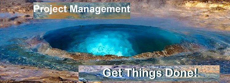 Project Management - Get&#39;s Things Done!