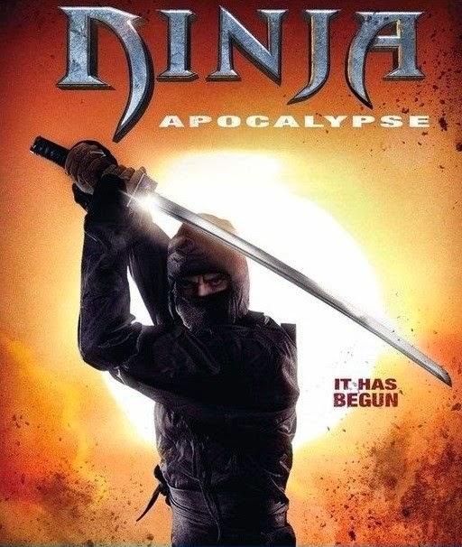 Ninja Apocalypse 2014 BDRip  tainies online oipeirates