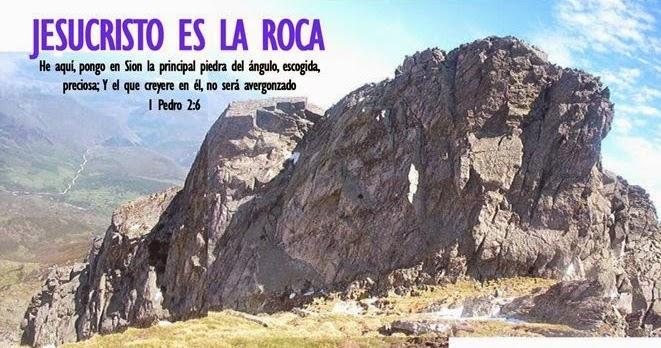 Jesus nuestro salvador yo voy a proclamar el nombre for Nombre de la roca