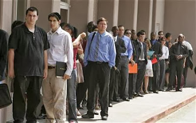 Unemployment Line - Source: labor.mo.gov