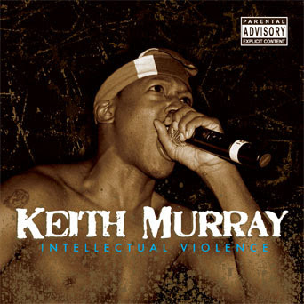 Keith Murray – Intellectual Violence (CD) (2008) (320 kbps)