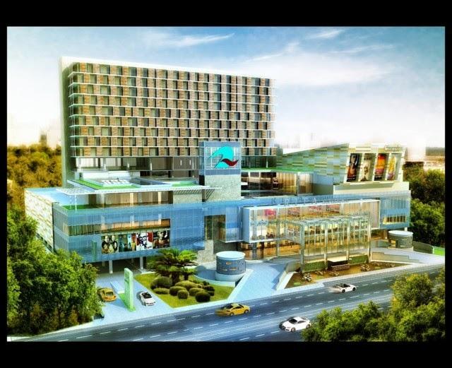 Rita Supermall Hotel Cineplex Purwokerto
