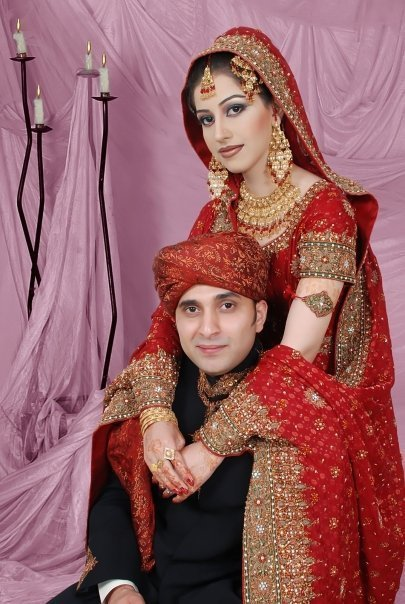 Bride and Groom Dulha Dulhan 2012