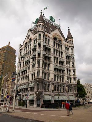Casa Blanca de Rotterdam