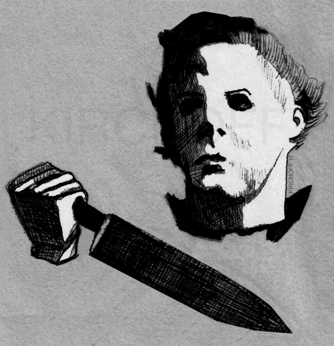 No Michael Myers impostors will get me. As a matter of fact, I will be on my ...