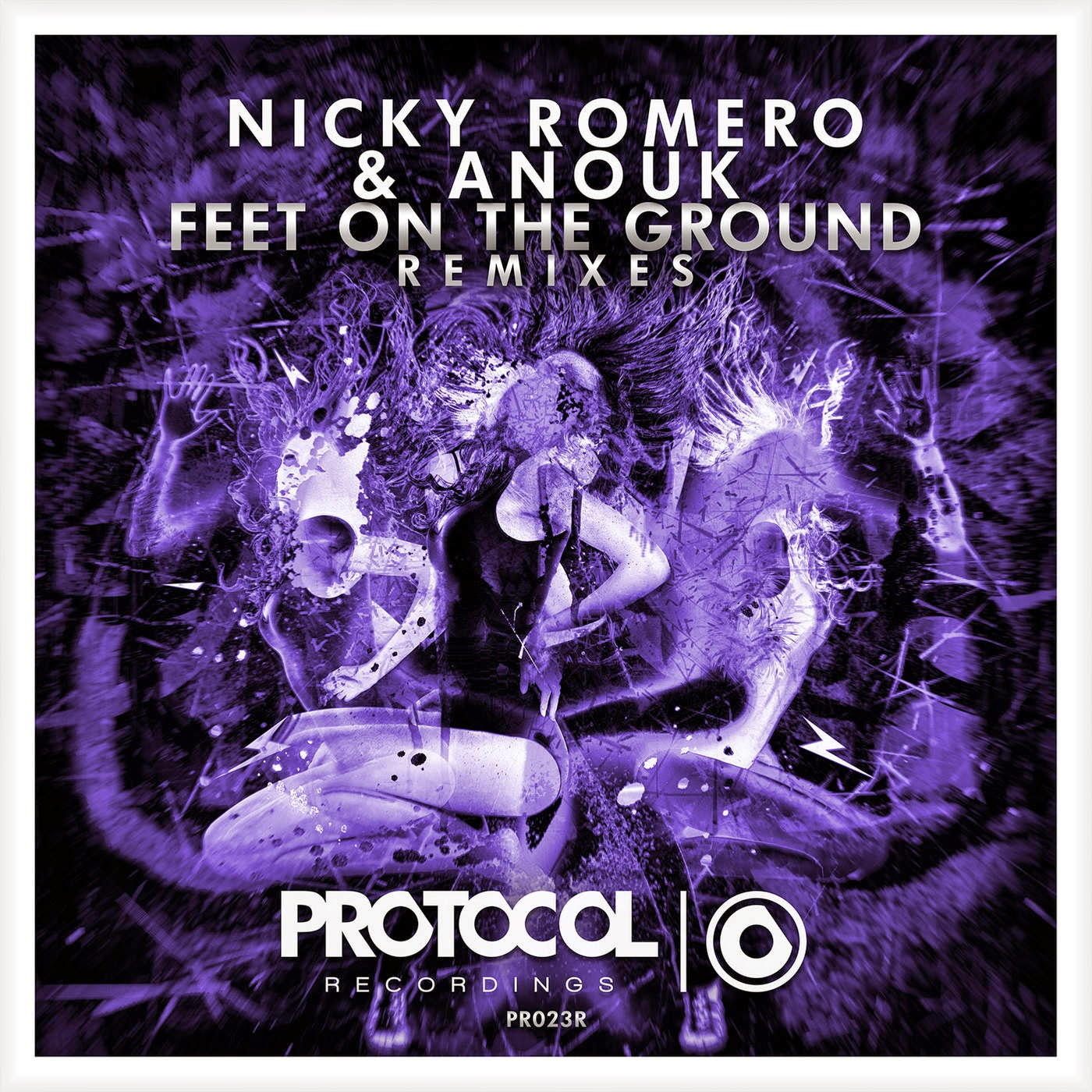 Nicky Romero & Anouk - Feet On the Ground (Arno Cost Remix)  Cover
