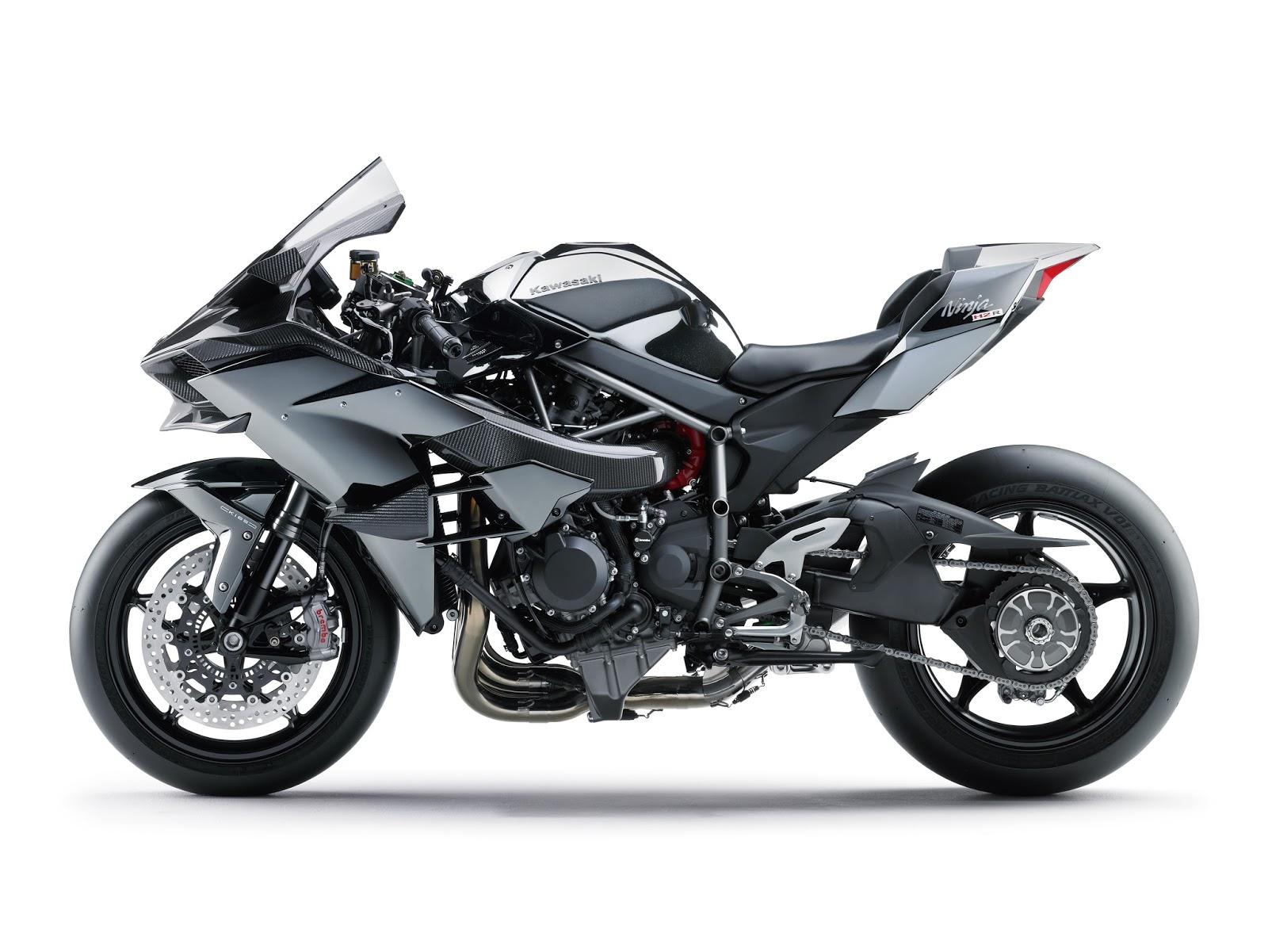 Racing Caf U00e8  Kawasaki Ninja H2  U0026 H2r 2016