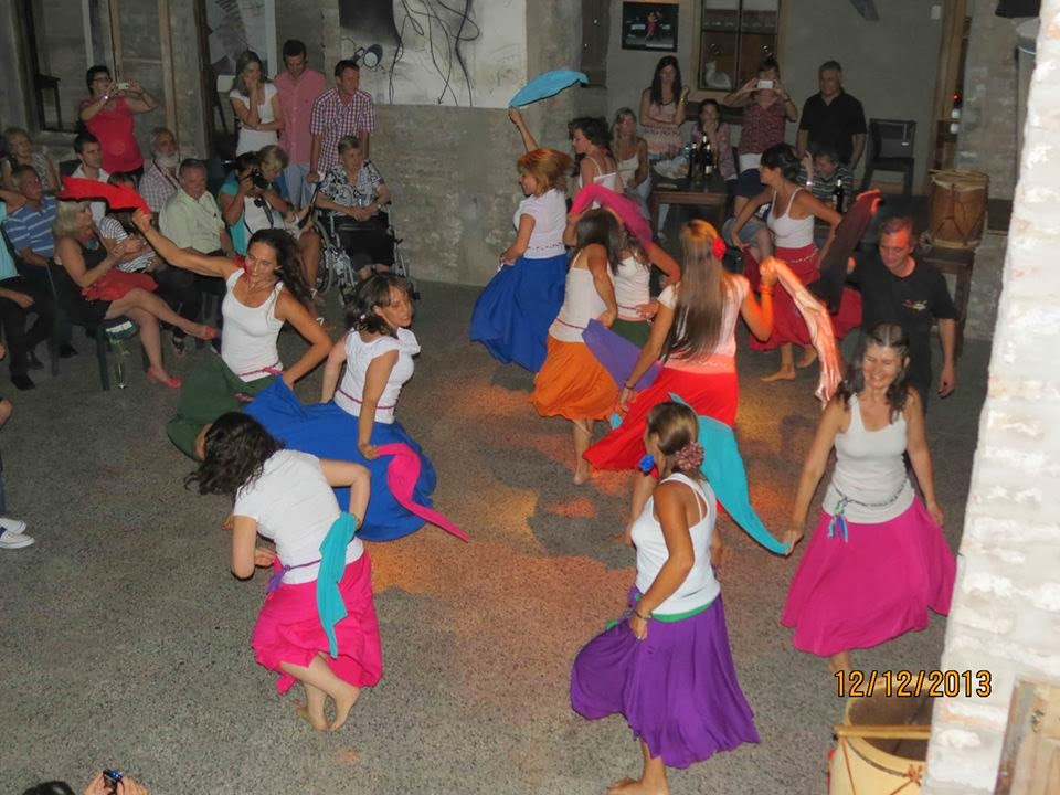 Muestra 2013 Bailecito