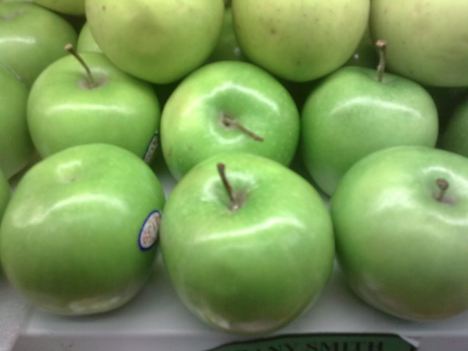 Types of Green Apple's http://vclement.blogspot.com/2011_03_01_archive.html