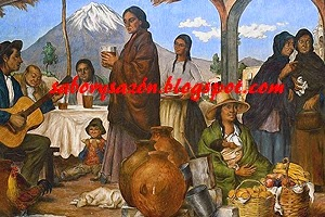 por que la comida peruana es una fusion