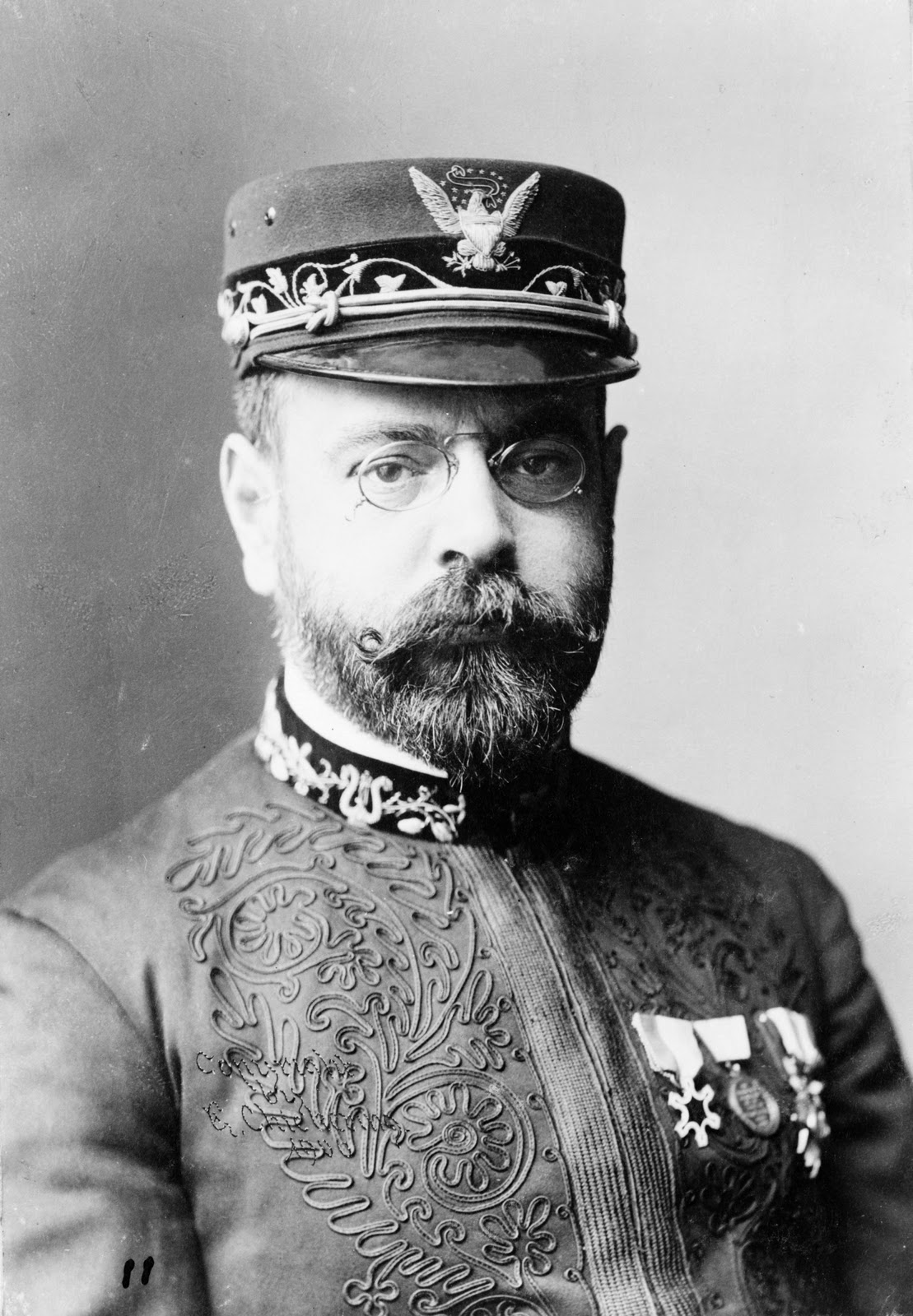 life and contribution of john philip sousa as a composer and conductor of the late romantic era John philip sousa (1854 – 1932) was an american composer and conductor of the late romantic era known particularly for american military marches because of his prominence, he is known as the march king.