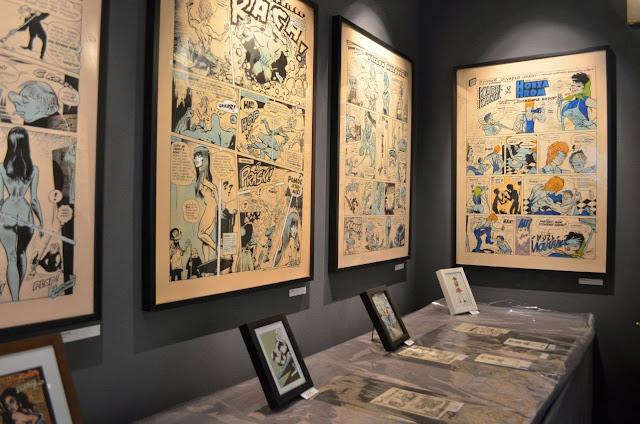 Comics Museum - Prag - Kája Saudek