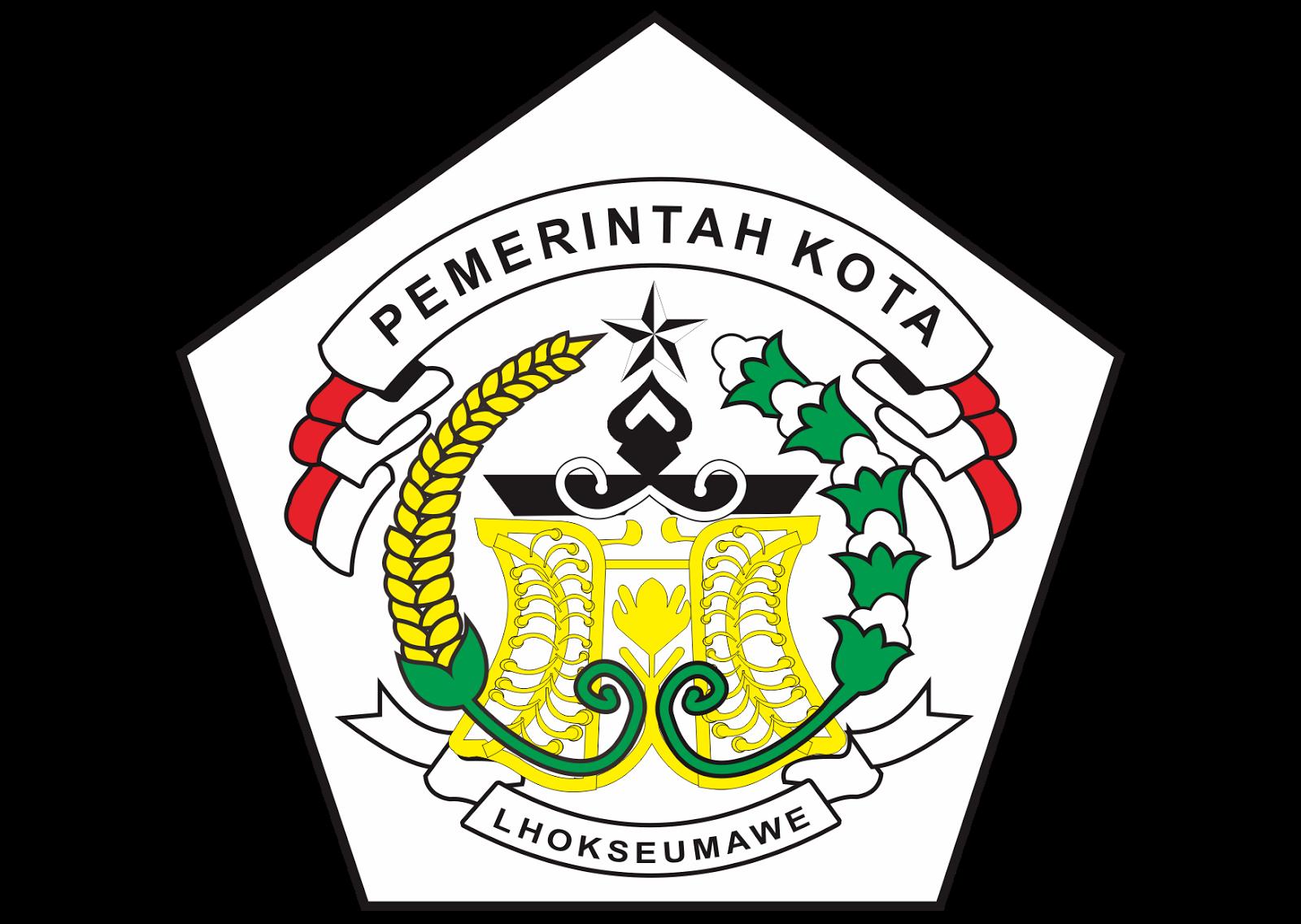 Kota Lhokseumawe Logo Vector Format Cdr Ai Eps Svg Pdf Png