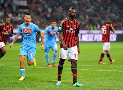 Balotelli gagal pinalti untuk pertama kalinya