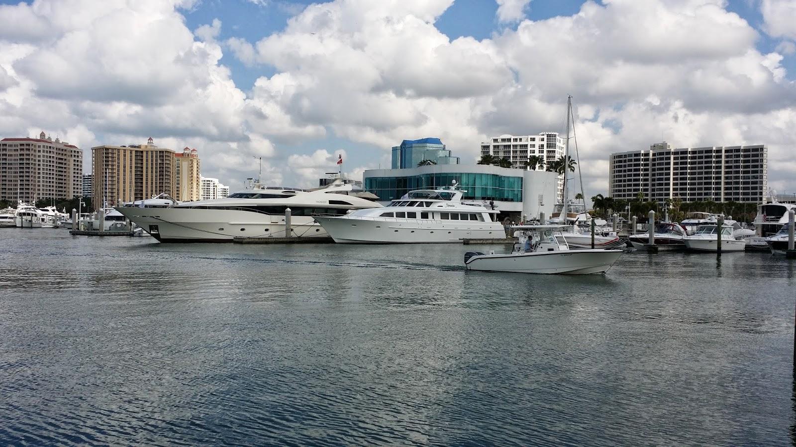 Sarasota - A Pit Stop for Yachtsmen