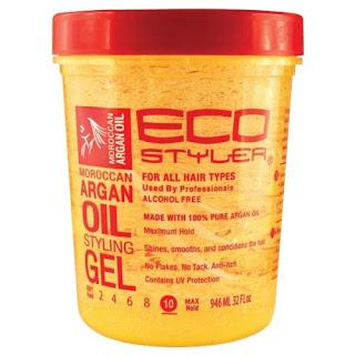 Eco Styler Gel Argan Oil Natural Hair
