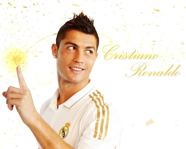 New Cristiano Ronaldo wallpaper HD Real madrid 2013 - 2014