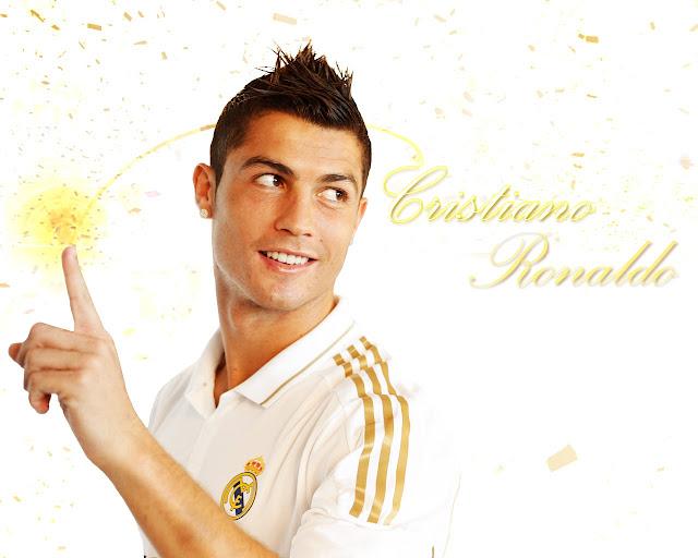 New Cristiano Ronaldo wallpaper HD Real madrid 2013 - 2014
