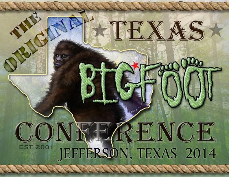 Texas Bigfoot Conference 2014
