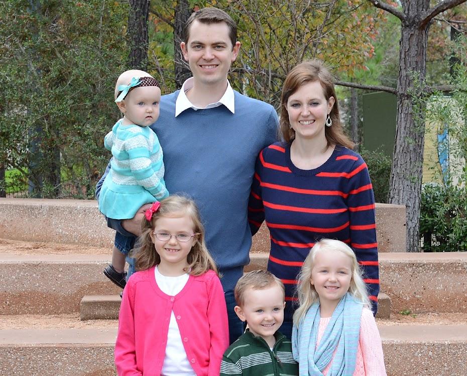 The May Family Blog
