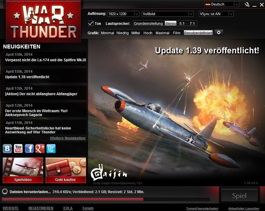 скачать War Thunder лаунчер - фото 11