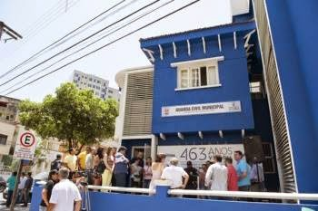 Centro de Vitória (ES) ganha posto avançado 24 horas da Guarda Civil Municipal