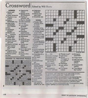 Get lit for Columnist smith crossword clue