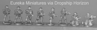 Ventaurans from Eureka Miniatures