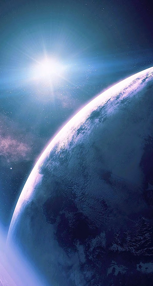 Outer Space Planet View Star  Galaxy Note HD Wallpaper