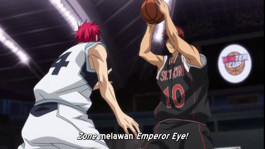 Kuroko no Basket Season 3 Episode 68 Subtitle Indonesia
