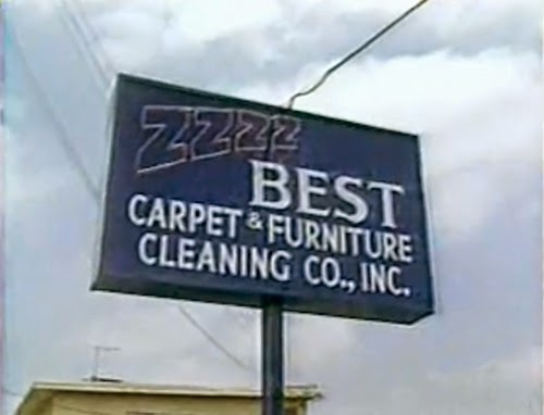 BTTF# 24: Barry Minkow's ZZZZ Best Carpet Cleaning Based in Reseda