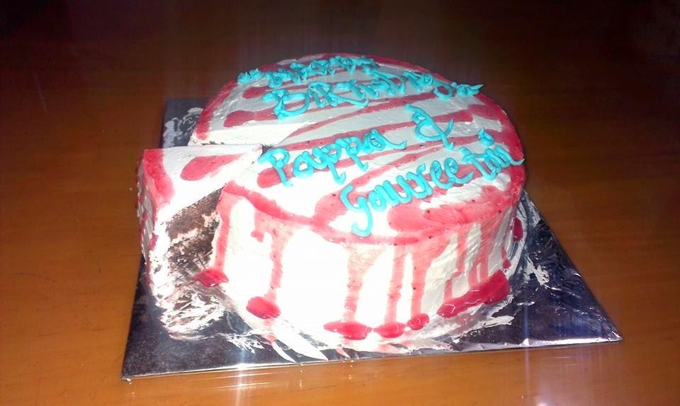 Cake Images For Yogesh : April 2014 ~ Fluffy Indulgence