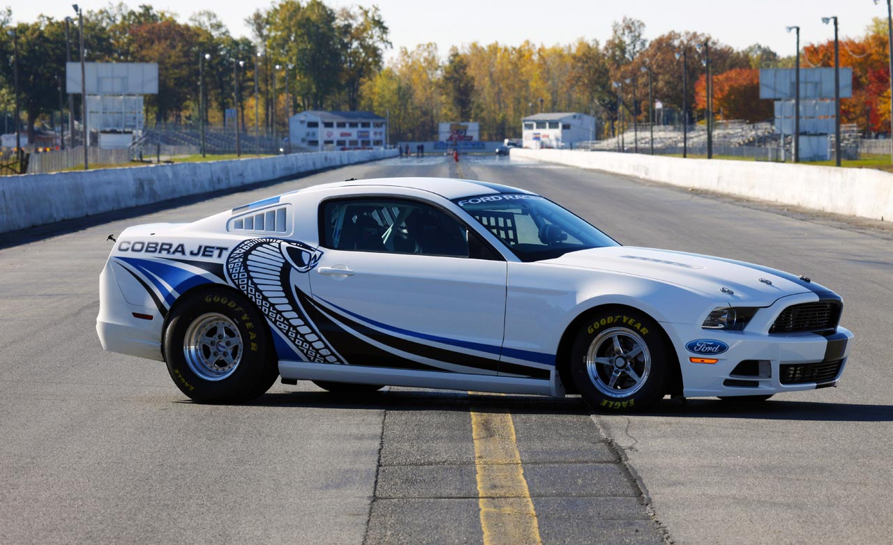 2014 Ford Cobra Jet announced with new colors | AutosExclusive